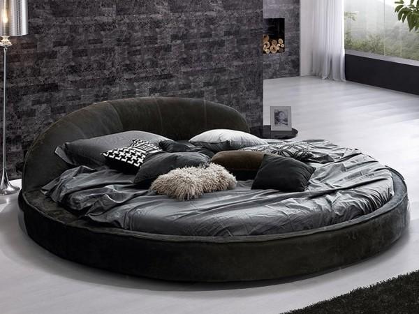 Beau Luxury Round Bed - Bespoke Bed
