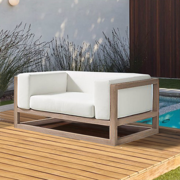 The Dolce Outdoor Club Chair