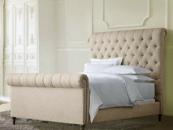 Hathaway Bespoke Bed
