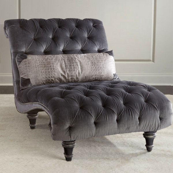 Chauncey Bespoke Luxury Chaise