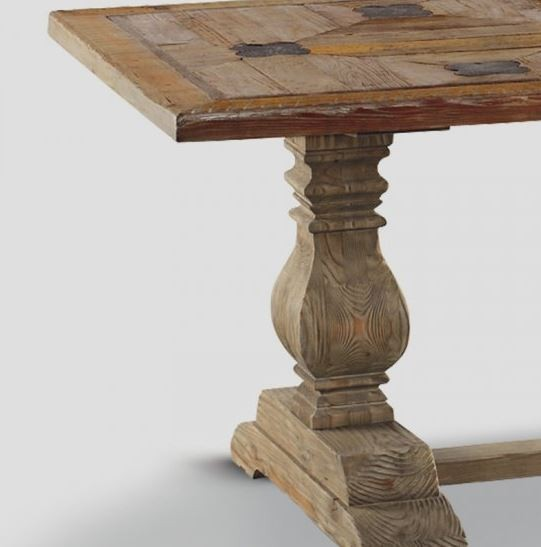 Barruad Recycled Wooden Table