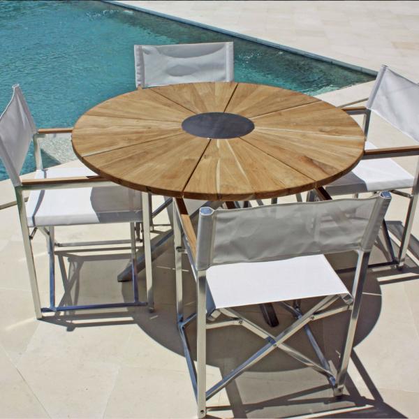 Cadiz Outdoor 4 Seater Dining Set
