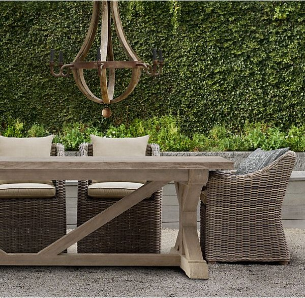 Barcelona Luxury Bespoke Outdoor Dining Chair