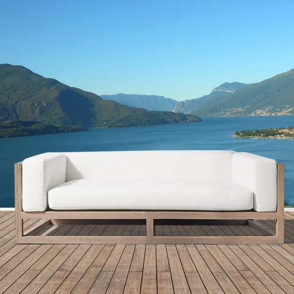 The Dolce Outdoor Love Seat