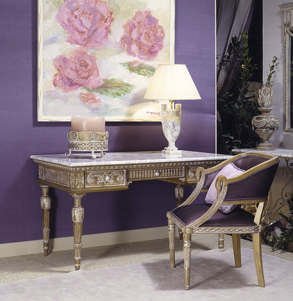 CARMEN DESK by Coleccion Alexandra