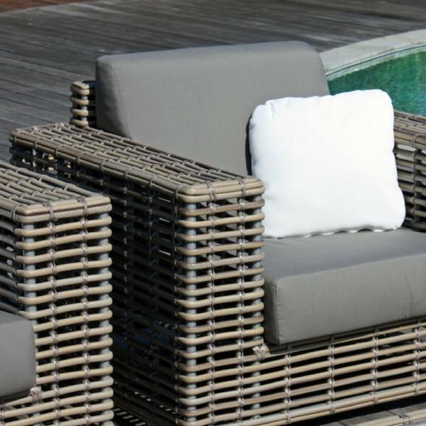 Havana Bespoke Outdoor Arm Chair - Luxury Outdoor Furniture