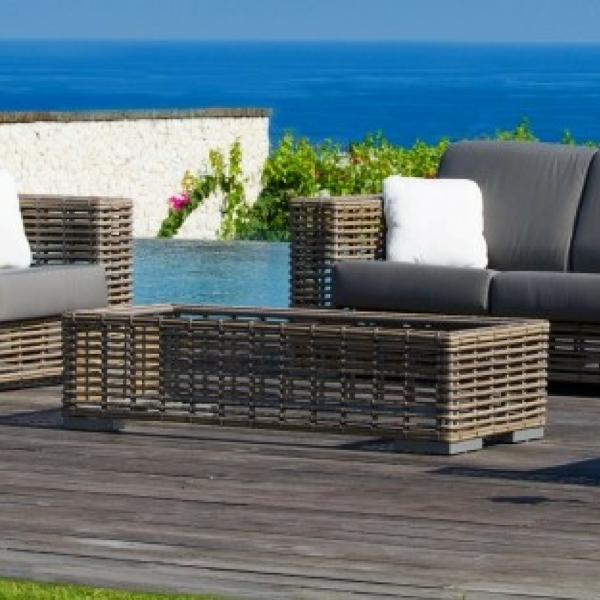 Havana Bespoke Outdoor Coffee Table - Luxury Outdoor Furniture