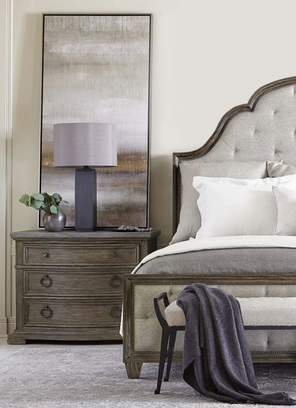 Hemingway Large Bedside Chest