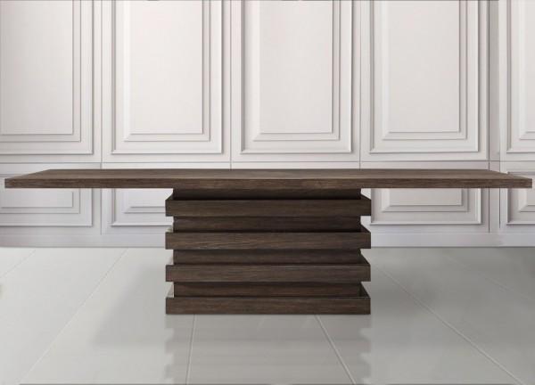 Fendi Rectangular Dining Table - Bespoke Dining Table