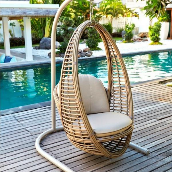 Marea Hanging Chair - Bespoke Options