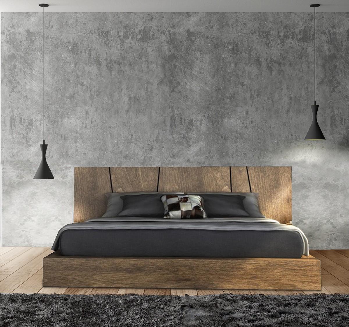 Oregon Luxury Wooden Bed Bespoke Bed Hadley Rose