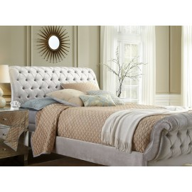 Delphine Luxury Bed - Bespoke Bed