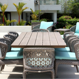 Amathus Bespoke Outdoor Dining Chair