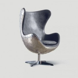Armstrong Swivel Armchair