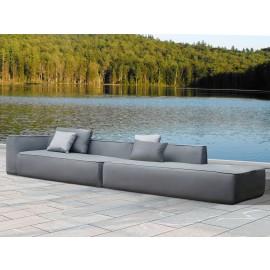 Aruba Bespoke Modular Outdoor Chaise Sofa