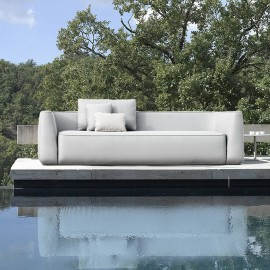 Aruba Bespoke Outdoor Three Seater Sofa