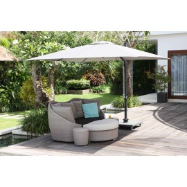 Aruba Cantilever Parasol - Colour Options