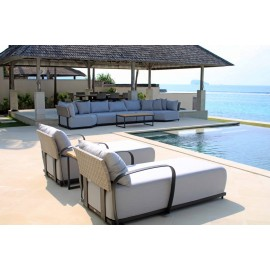 Barroco Outdoor Chaise Lounger