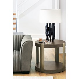 Belgravia Round Side Table