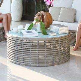 Bulgari Bespoke Outdoor Coffee Table