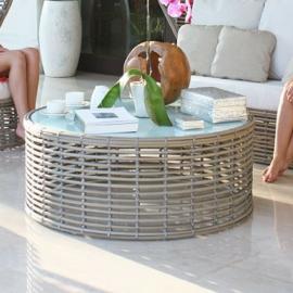Bulgari Bespoke Outdoor Coffee Table