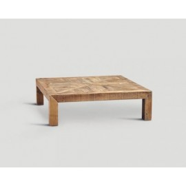 Burford Recycled Square Coffee Table