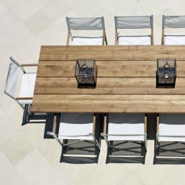 Cadiz Outdoor 6/8 Seater Dining Set