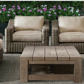 Canterbury Luxury Outdoor Coffee Table