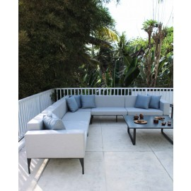 Capri Bespoke Outdoor Corner Unit
