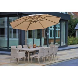 Chelsea Rectangular Outdoor Dining Set