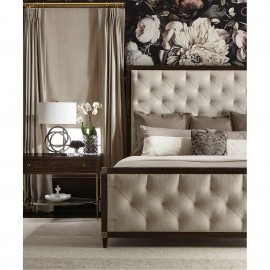 Claremont Panel Bed
