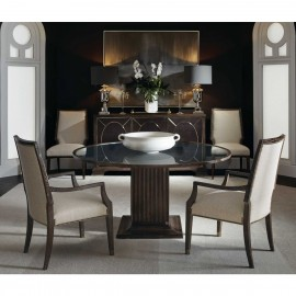 Claremont Round Dining Table