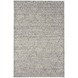 Grey Diamond Westbourne Wool Rug