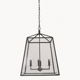 Delano Iron Four Light Pendant