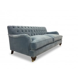 Edinburgh Luxury Velvet Sofa - Bespoke Sofa