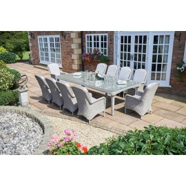 Estel Rectangular Outdoor Dining Set
