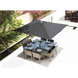 Havana Cantilever Parasol - Colour Options