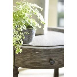 Hemingway Round Side Table