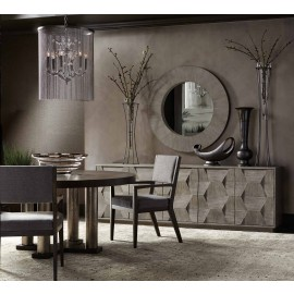Knightsbridge Round Dining Table