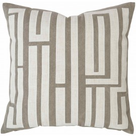 Luxe Abstract Cushion