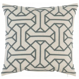 Luxe Prussian Cushion
