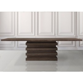 Fendi Rectangular Dining Table - Bespoke Dining Table