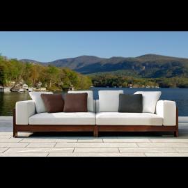 Naxos Luxury Three Seater Outdoor Sofa
