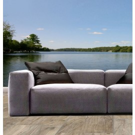Mustique Bespoke Three Seater Sofa