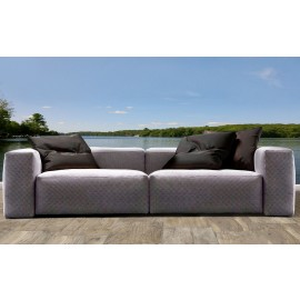 Mustique Bespoke Two Seater Sofa