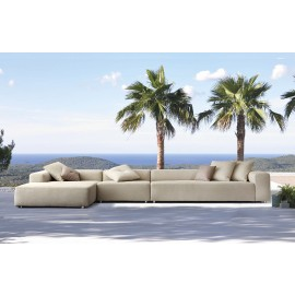 Mustique Bespoke XL Chaise Sofa