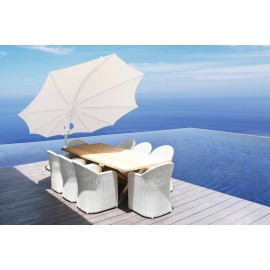 Nassau Telescopic Parasol - Colour Options