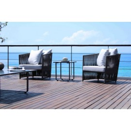 Necker Bespoke Outdoor Armchair