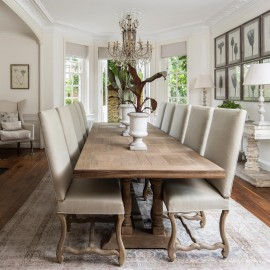 Oxford Oak Dining Table