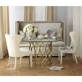 Palms Round Dining Table
